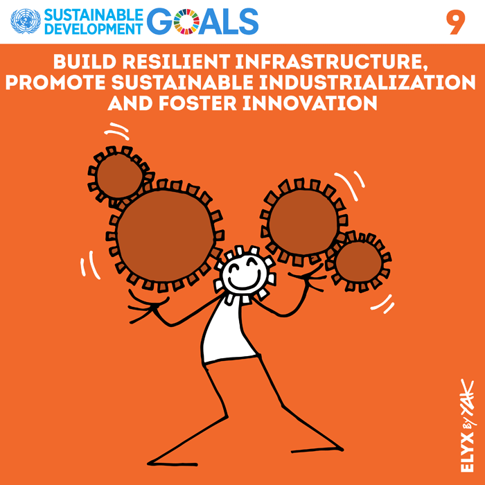 SDG 9 Industry and Infrastructure